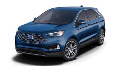 new 2021 Ford Edge car, priced at $41,475