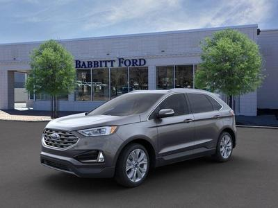 new 2020 Ford Edge car, priced at $42,570