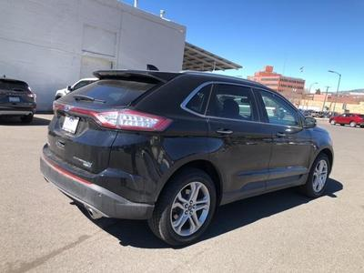 used 2018 Ford Edge car, priced at $27,833
