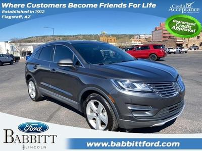 used 2018 Lincoln MKC car, priced at $23,569