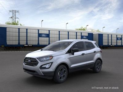 new 2021 Ford EcoSport car, priced at $22,835
