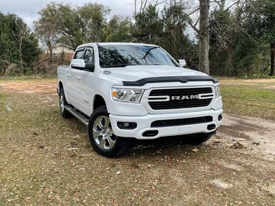 used 2021 Ram 1500 car, priced at $52,900