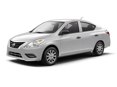 used 2017 Nissan Versa car