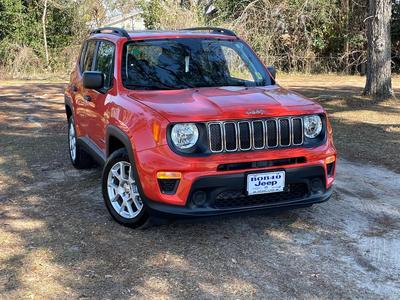 new 2021 Jeep Renegade car, priced at $19,270