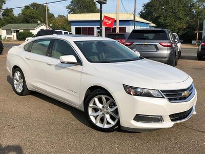 used 2015 Chevrolet Impala car, priced at $18,375
