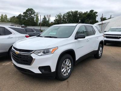 new 2020 Chevrolet Traverse car, priced at $30,495
