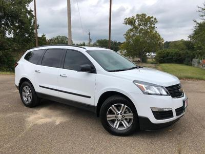 used 2017 Chevrolet Traverse car, priced at $22,975