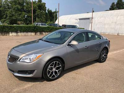 used 2017 Buick Regal car, priced at $19,880