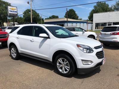 used 2017 Chevrolet Equinox car, priced at $16,975