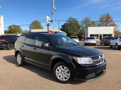 used 2017 Dodge Journey car, priced at $9,995