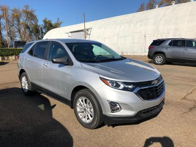 new 2021 Chevrolet Equinox car, priced at $24,000