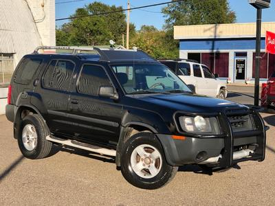 used 2004 Nissan Xterra car, priced at $5,750