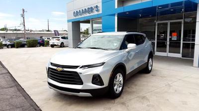 new 2020 Chevrolet Blazer car