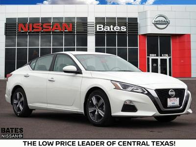 new 2020 Nissan Altima car, priced at $26,530
