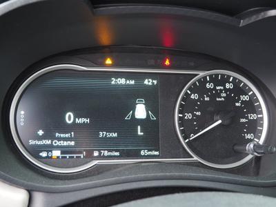 new 2020 Nissan Versa car, priced at $18,257