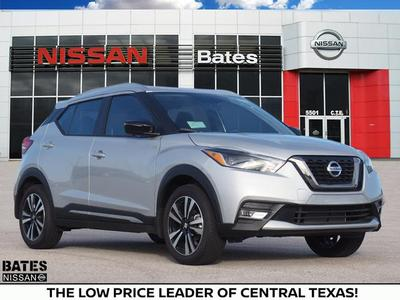 new 2019 Nissan Kicks car, priced at $22,405