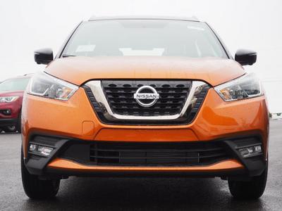 new 2019 Nissan Kicks car