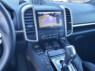 used 2017 Porsche Cayenne car, priced at $48,992