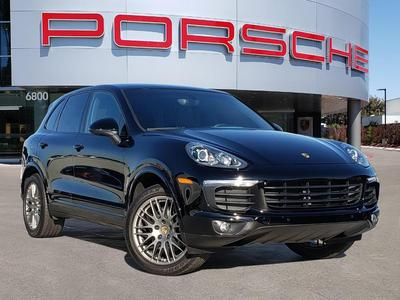 used 2017 Porsche Cayenne car, priced at $49,993