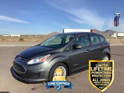 used 2017 Ford C-Max Hybrid car, priced at $12,987