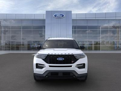 new 2020 Ford Explorer car, priced at $51,670