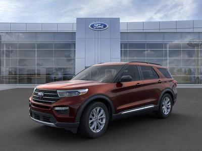 new 2020 Ford Explorer car, priced at $39,926
