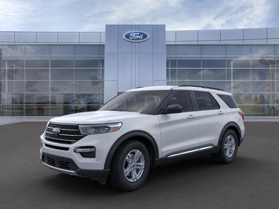new 2020 Ford Explorer car, priced at $40,337