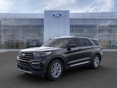 new 2020 Ford Explorer car, priced at $41,562