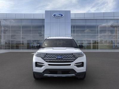 new 2020 Ford Explorer car, priced at $45,961