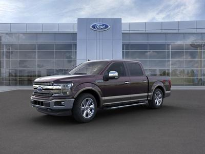 new 2020 Ford F-150 car, priced at $58,338
