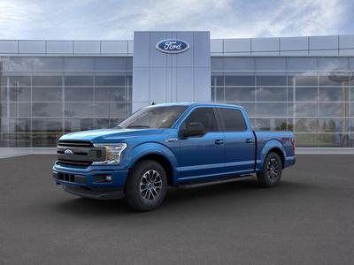 new 2020 Ford F-150 car, priced at $38,427