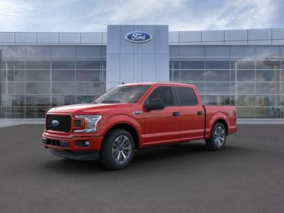 new 2020 Ford F-150 car, priced at $38,609