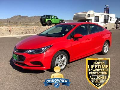 used 2018 Chevrolet Cruze car, priced at $11,986