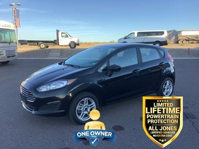 used 2019 Ford Fiesta car, priced at $11,488
