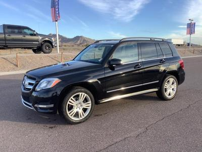 used 2014 Mercedes-Benz GLK-Class car, priced at $12,456