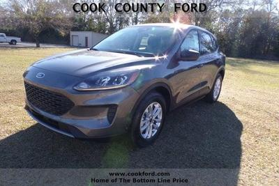 new 2021 Ford Escape car, priced at $24,336