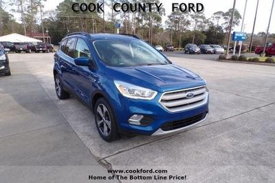 used 2018 Ford Escape car, priced at $17,721