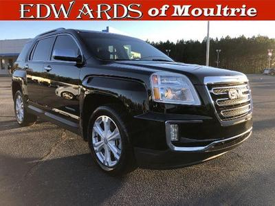 used 2016 GMC Terrain car, priced at $16,995