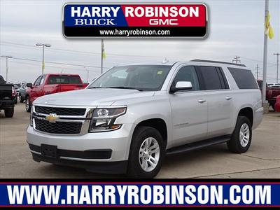 used 2020 Chevrolet Suburban car, priced at $47,995