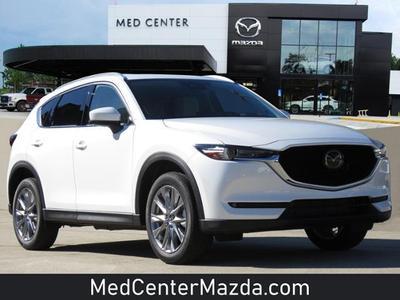 new 2021 Mazda CX-5 car, priced at $35,983