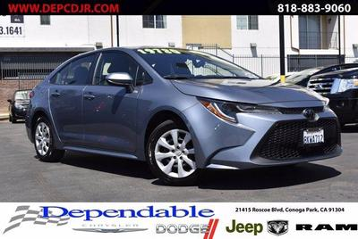 used 2020 Toyota Corolla car, priced at $16,250