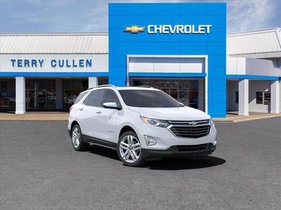 new 2021 Chevrolet Equinox car, priced at $36,380