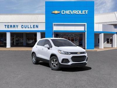 new 2021 Chevrolet Trax car, priced at $22,930
