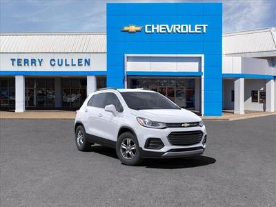 new 2021 Chevrolet Trax car, priced at $24,685