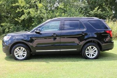 used 2018 Ford Explorer car, priced at $26,942