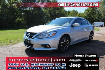 used 2018 Nissan Altima car, priced at $16,942