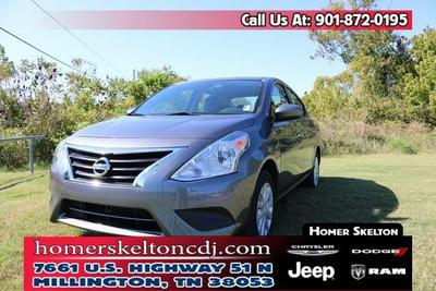used 2019 Nissan Versa car, priced at $15,722