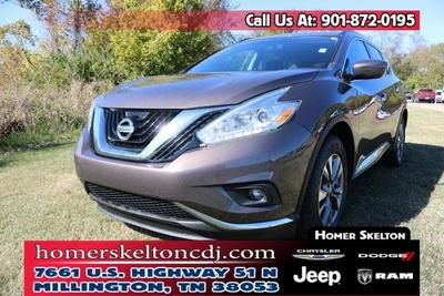 used 2017 Nissan Murano car, priced at $15,942