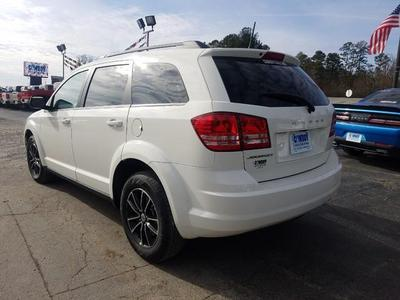 new 2018 Dodge Journey car, priced at $24,203