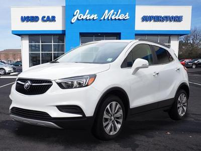 used 2018 Buick Encore car, priced at $19,699